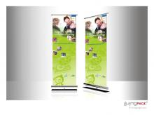 Plakat, Roll-up