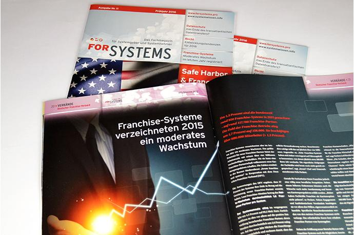 forSYSTEMS 2016