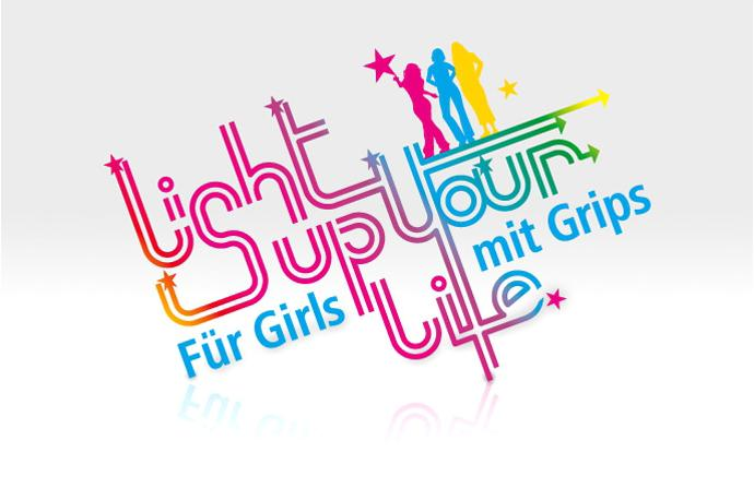 Logo Light up your Life, Zielgruppe Girls